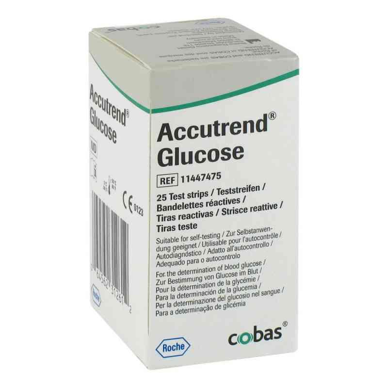 Accutrend Glucose Teststreifen bei apotheke.at bestellen