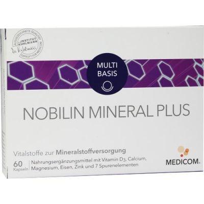 Nobilin Mineral Plus Kapseln bei apotheke.at bestellen
