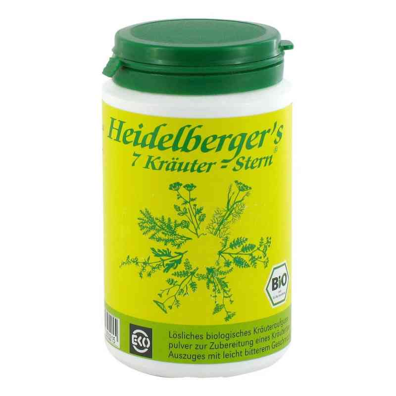 Bio Heidelbergers 7 Kräuter Stern Tee  bei apotheke.at bestellen
