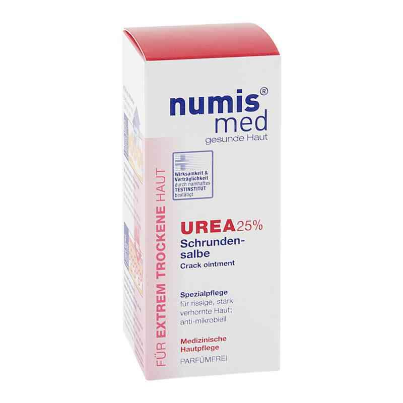 Numis med Schrundensalbe Urea 25%  bei apotheke.at bestellen