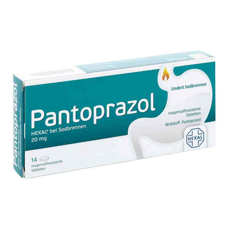 Pantoprazol HEXAL bei Sodbrennen 20mg bei apotheke.at bestellen