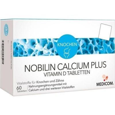 Nobilin Calcium Plus Vitamin D Tabletten  bei apotheke.at bestellen