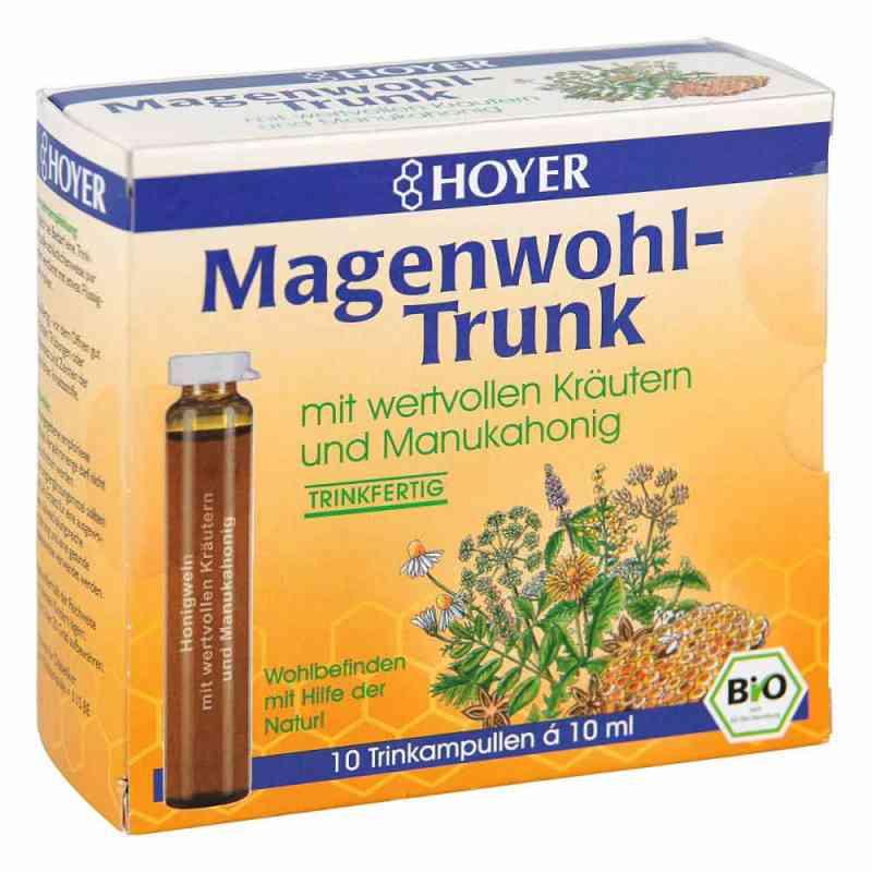 Hoyer Magenwohl Trunk Trinkampullen  bei apotheke.at bestellen