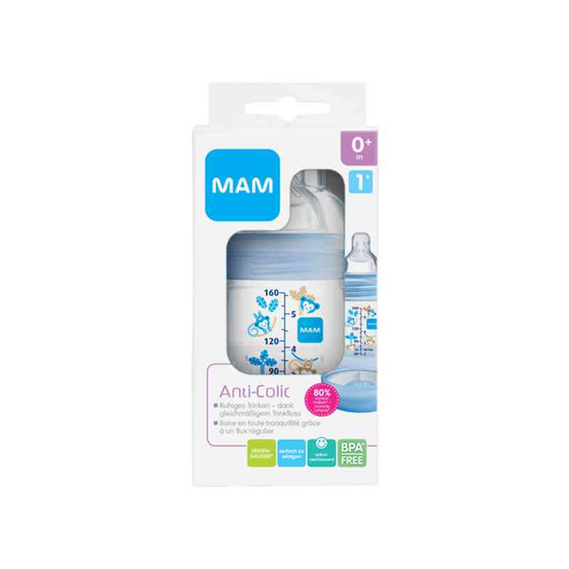 Mam Anti Colic 160 ml bei apotheke.at bestellen