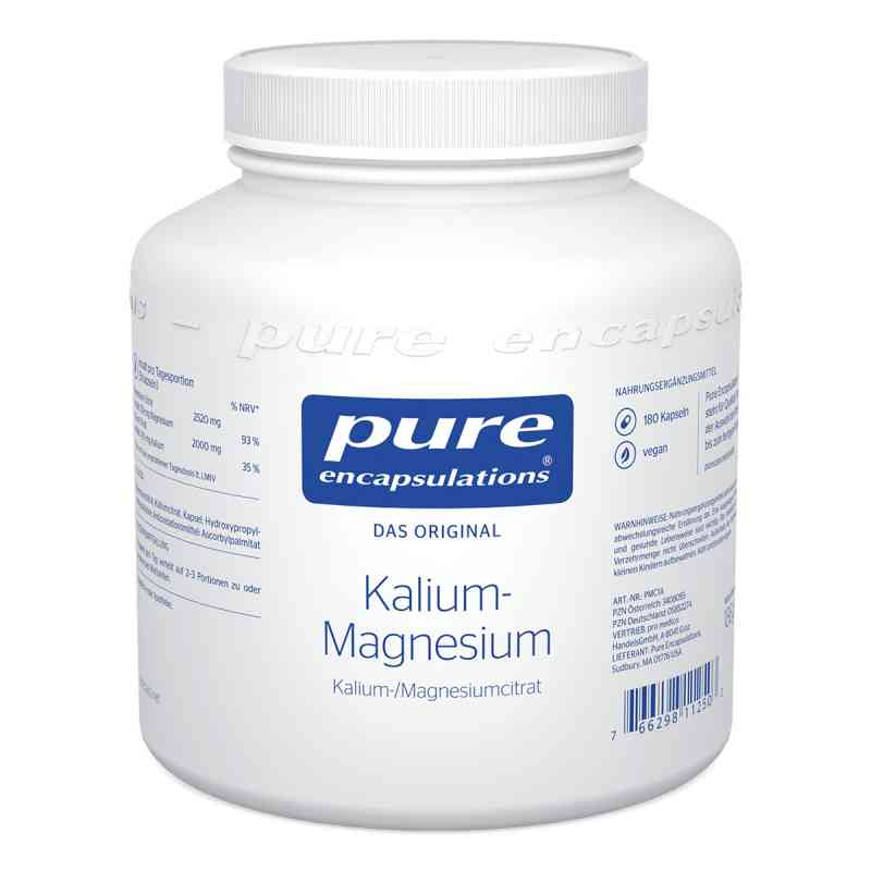 Pure Encapsulations Kalium Magn.citrat Kapseln bei apotheke.at bestellen