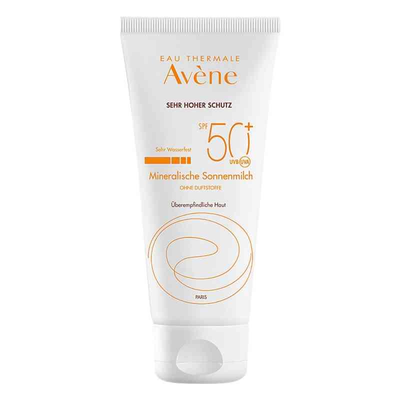 Avene Sonnenmilch Spf 50+ Mineralisch 2010  bei apotheke.at bestellen