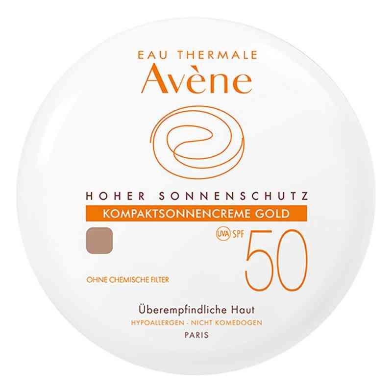 Avene Kompaktsonnencreme Spf 50 gold 2010  bei apotheke.at bestellen