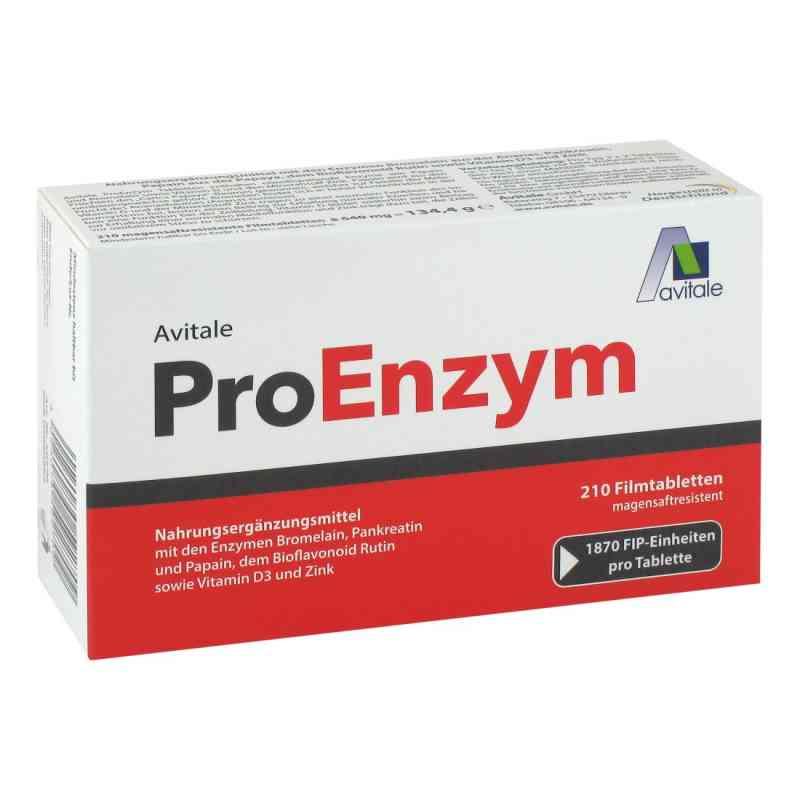 Proenzym magensaftresistente Tabletten bei apotheke.at bestellen