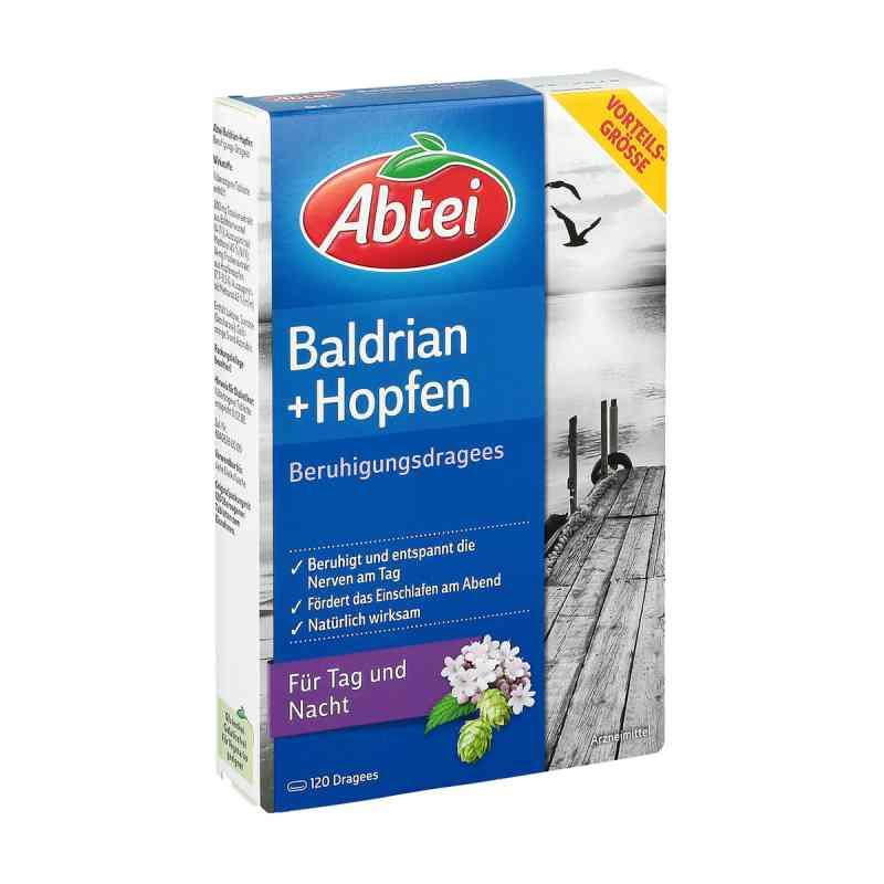 Abtei Baldrian-Hopfen Beruhigungs-Dragees  bei apotheke.at bestellen