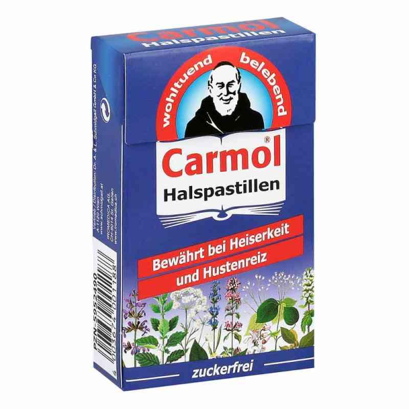 Carmol Halspastillen  bei apotheke.at bestellen