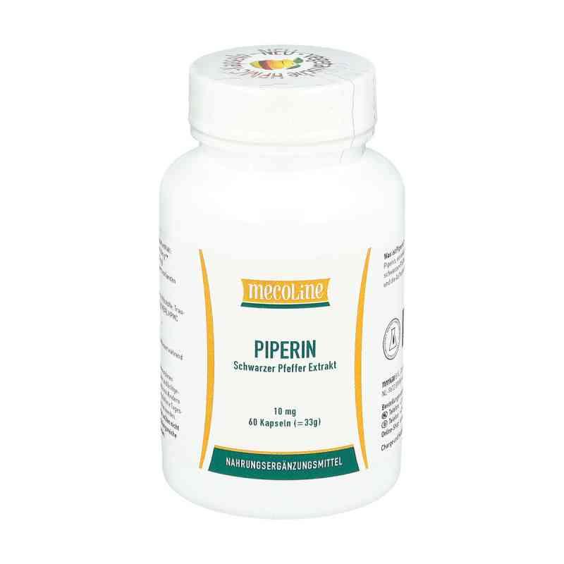 Piperin 10 mg Kapseln bei apotheke.at bestellen
