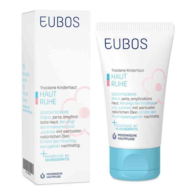 Eubos Kinder Haut Ruhe Gesichtscreme  bei apotheke.at bestellen
