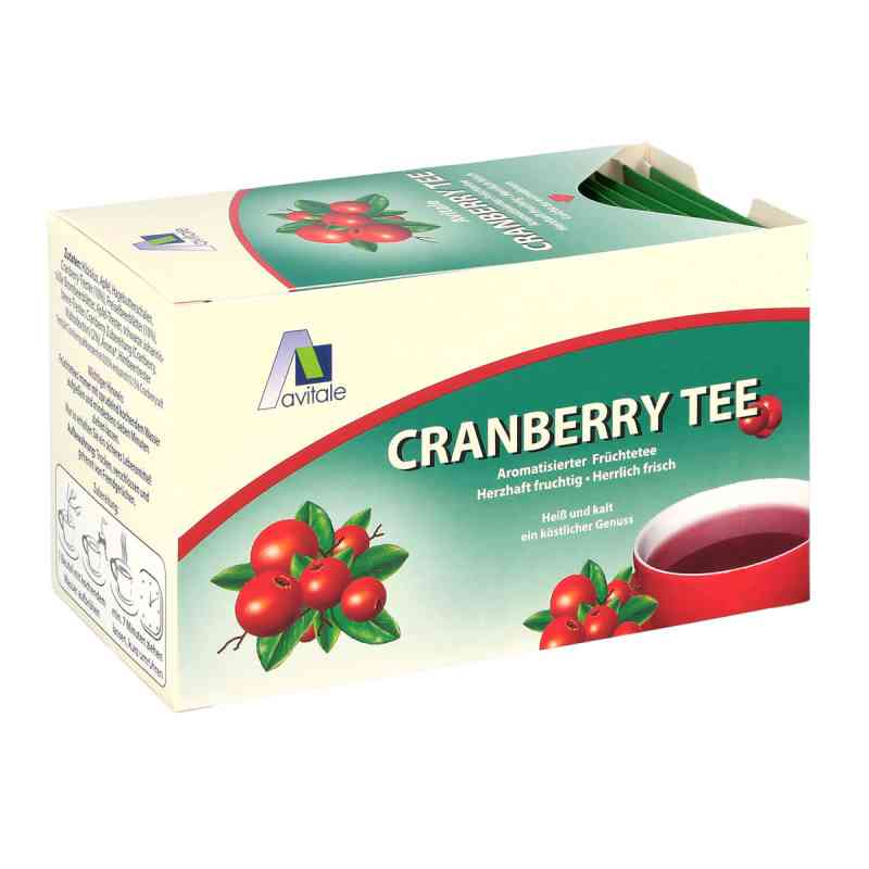 Cranberry Tee Filterbeutel bei apotheke.at bestellen