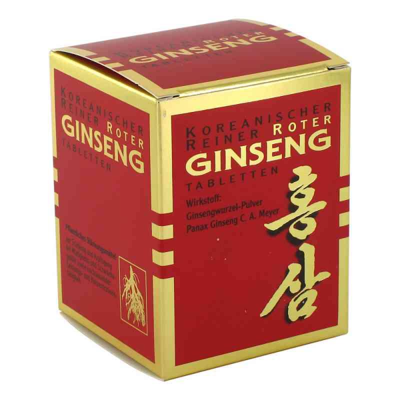 Koreanischer Reiner Roter Ginseng  bei apotheke.at bestellen