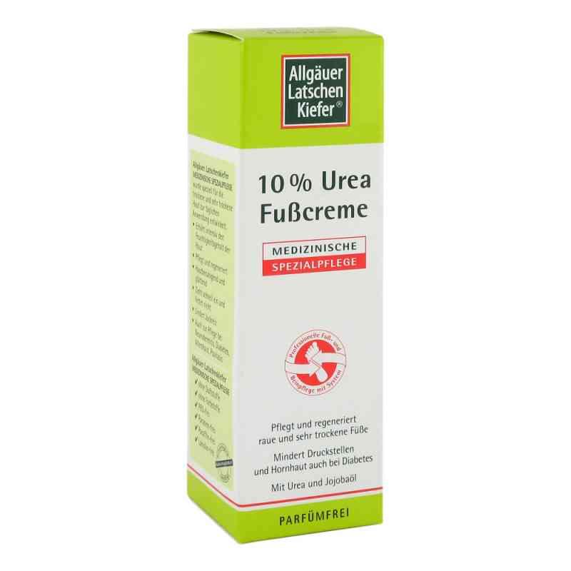 Allgäuer Latschenk. 10% Urea Fusscreme  bei apotheke.at bestellen