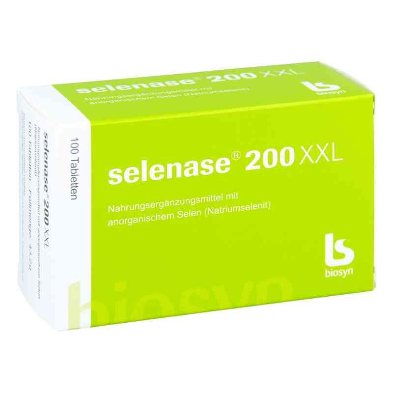 Selenase 200 Xxl Tabletten  bei apotheke.at bestellen