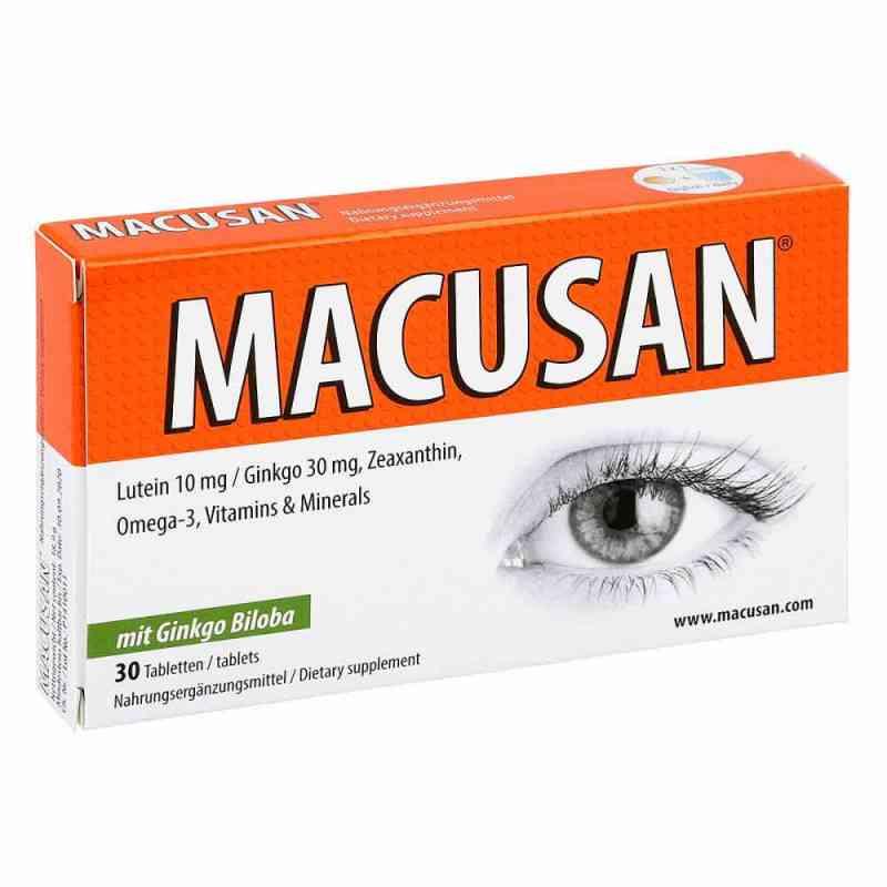 Macusan Tabletten  bei apotheke.at bestellen