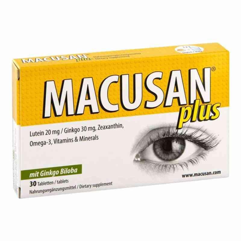 Macusan plus Tabletten bei apotheke.at bestellen