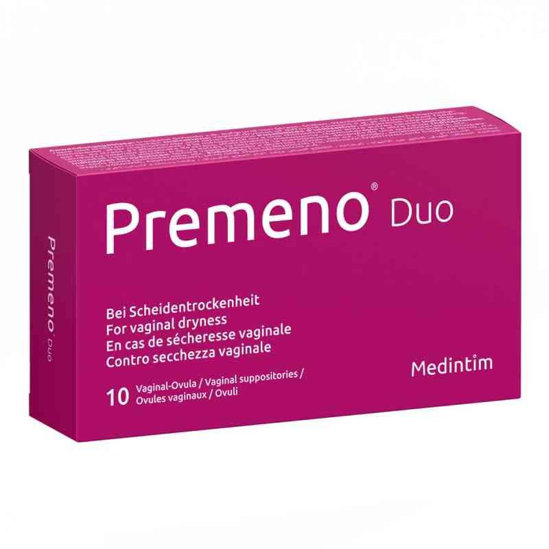 Premeno Duo Vaginalovula bei apotheke.at bestellen