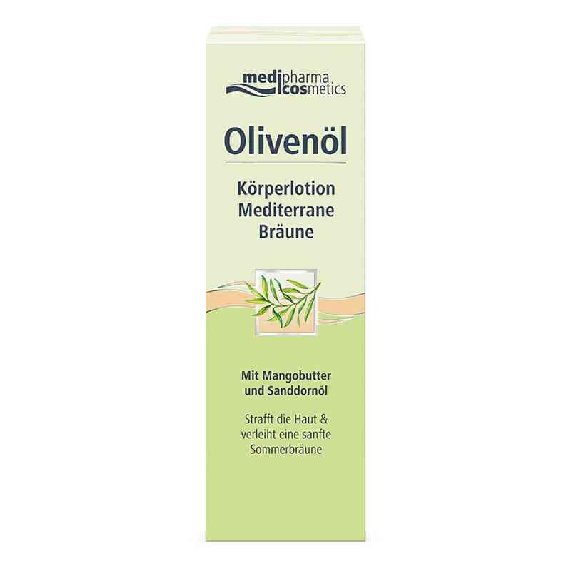Olivenöl Körperlotion Mediterrane Bräune  bei apotheke.at bestellen
