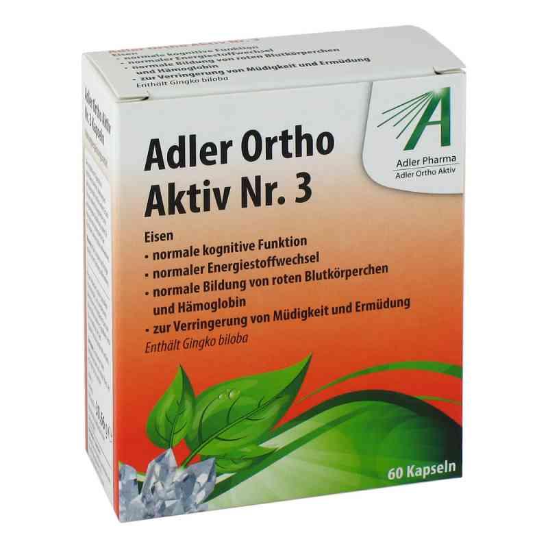 Adler Ortho Aktiv Kapseln Nummer 3  bei apotheke.at bestellen