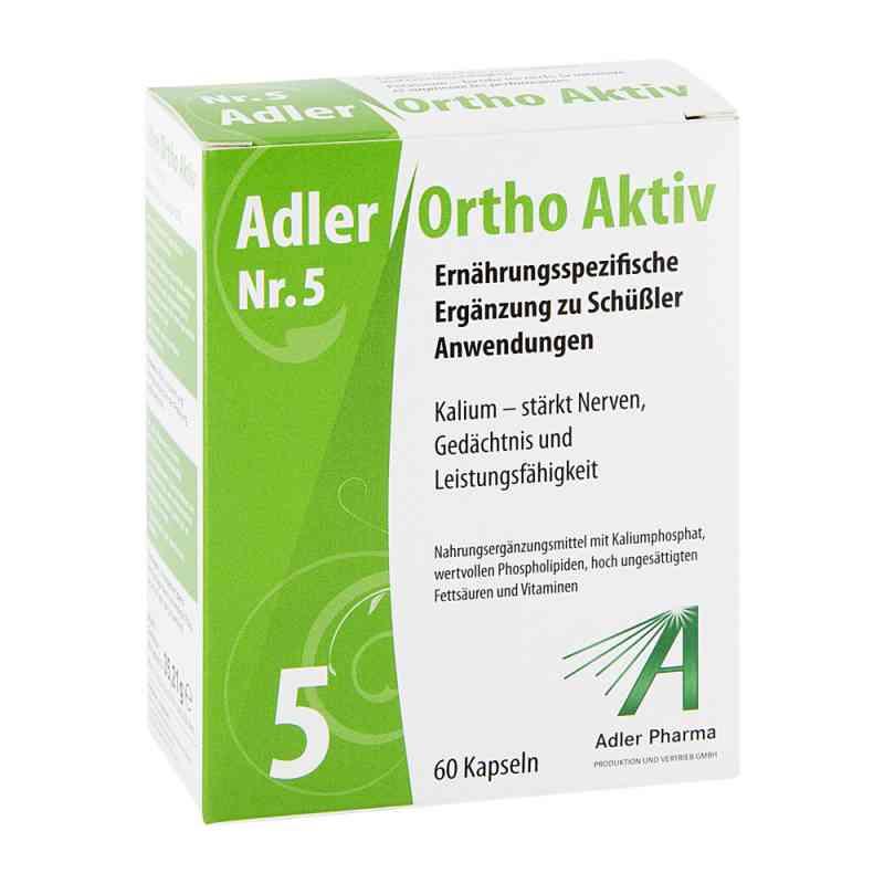 Adler Ortho Aktiv Kapseln Nummer 5  bei apotheke.at bestellen