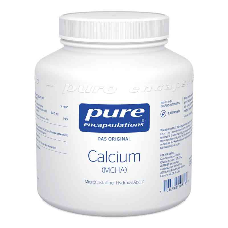 Pure Encapsulations Calcium Mcha Kapseln  bei apotheke.at bestellen