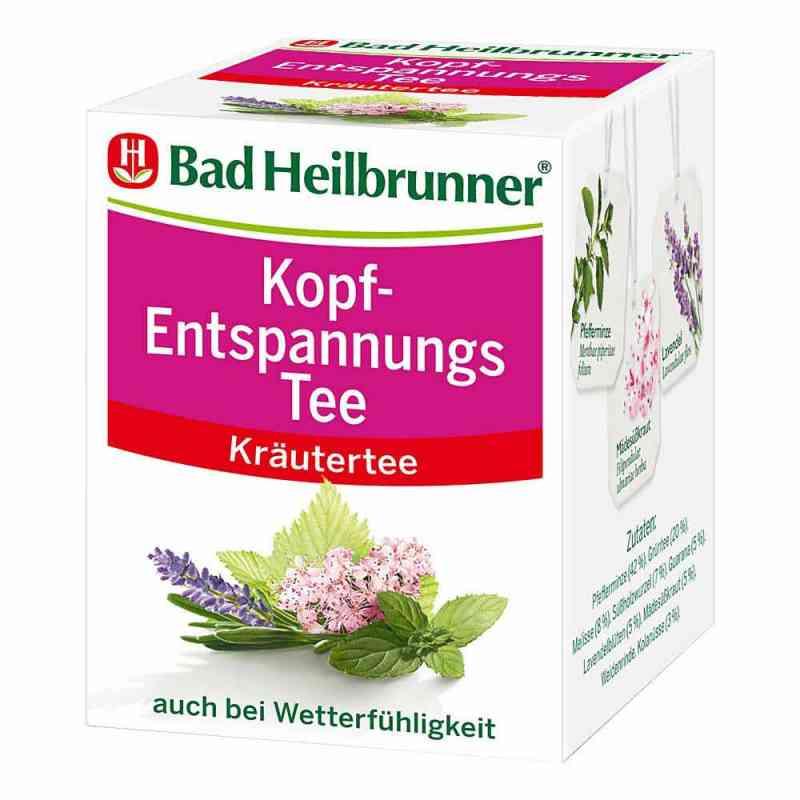 Bad Heilbrunner Tee Kopf Entspannung Filterbeutel  bei apotheke.at bestellen