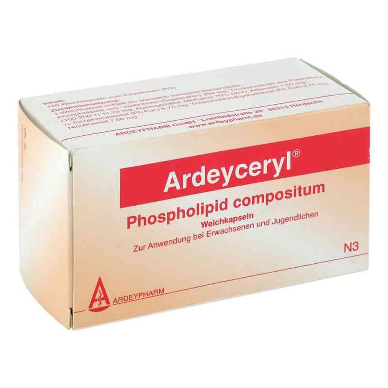 Ardeyceryl Phospholipid compositum Kapseln bei apotheke.at bestellen