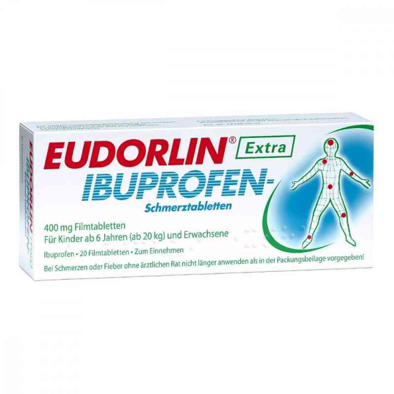 EUDORLIN Extra Ibuprofen-Schmerztabletten bei apotheke.at bestellen