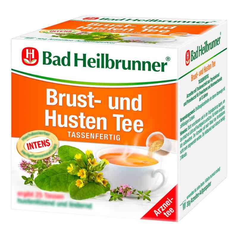 Bad Heilbrunner Brust- und Hustentee  bei apotheke.at bestellen