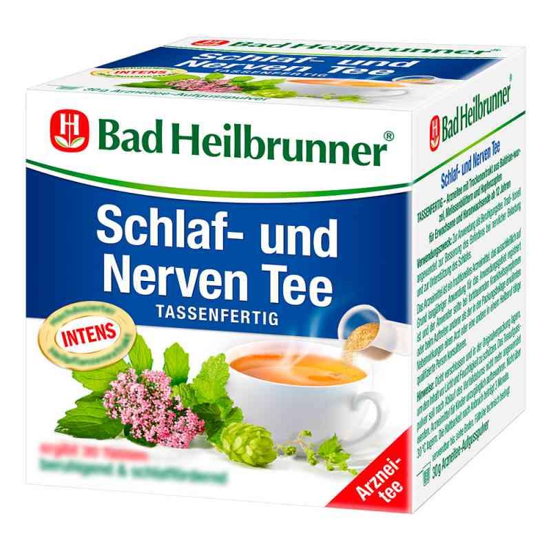 Bad Heilbrunner Schlaf- und Nerven Tee tassenfertig bei apotheke.at bestellen
