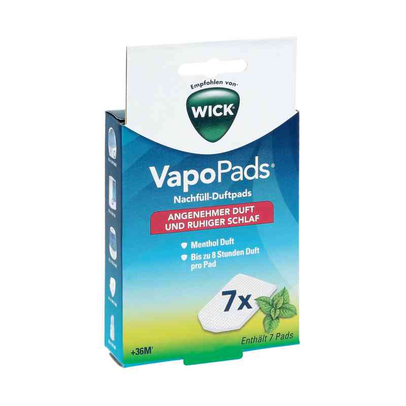 Wick Vapopads 7 Menthol Pads Wh7  bei apotheke.at bestellen