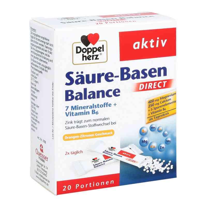 Doppelherz Säure-basen Balance Direct Pellets bei apotheke.at bestellen