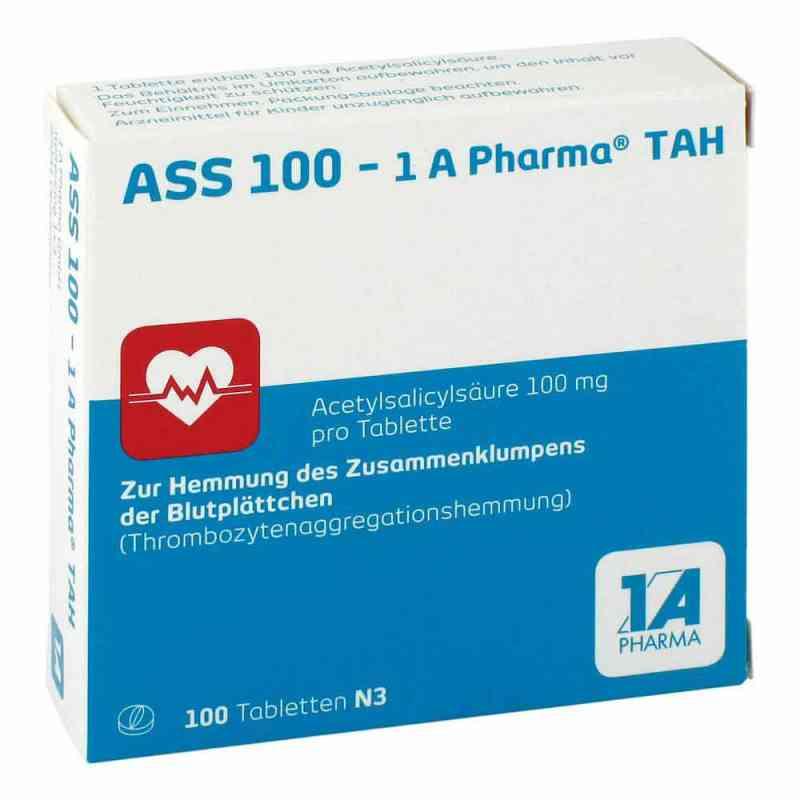 ASS 100-1A Pharma TAH  bei apotheke.at bestellen