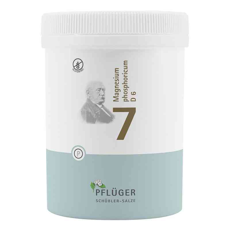 Biochemie Pflüger 7 Magnesium phosphoricum D  6 Tabletten  bei apotheke.at bestellen