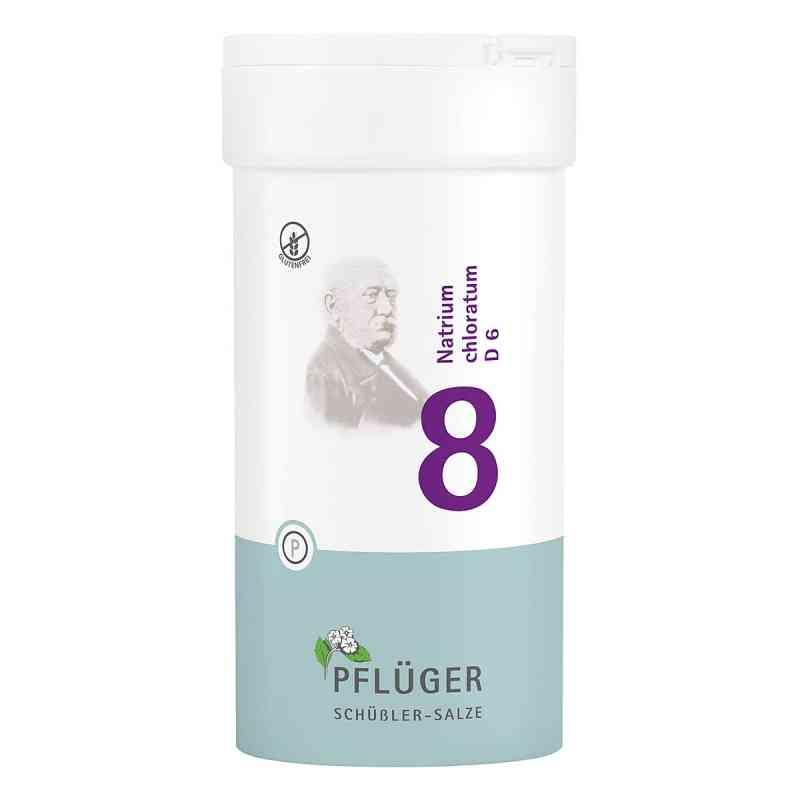 Biochemie Pflüger 8 Natrium chloratum D  6 Tabletten  bei apotheke.at bestellen