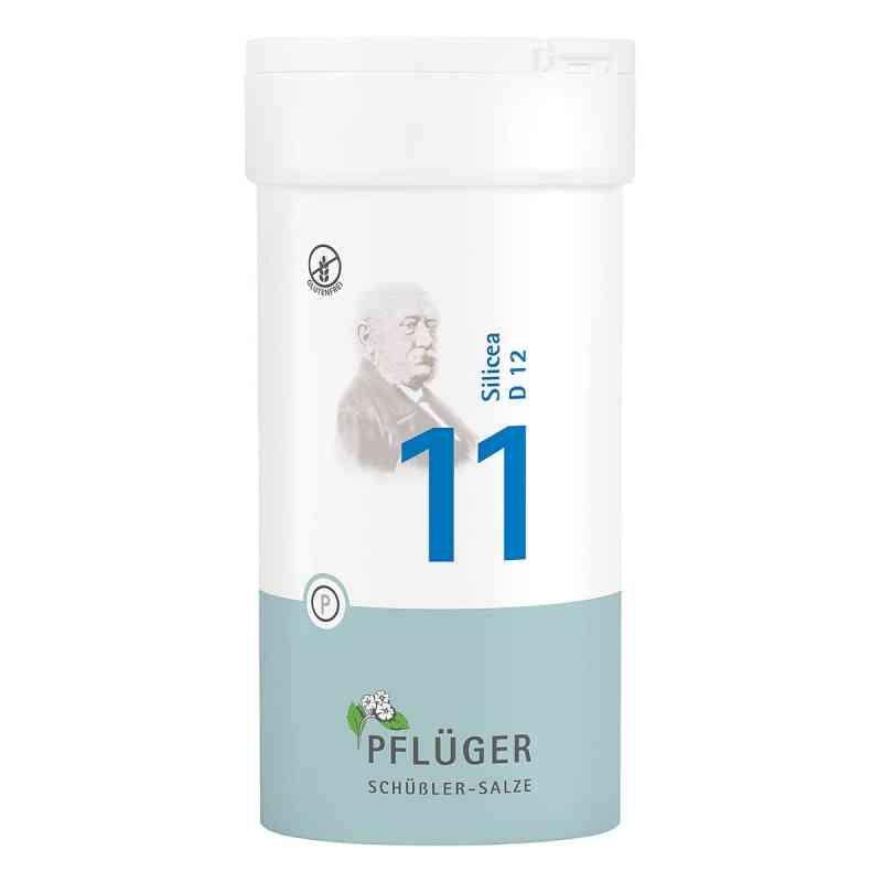 Biochemie Pflüger 11 Silicea D 12 Tabletten bei apotheke.at bestellen