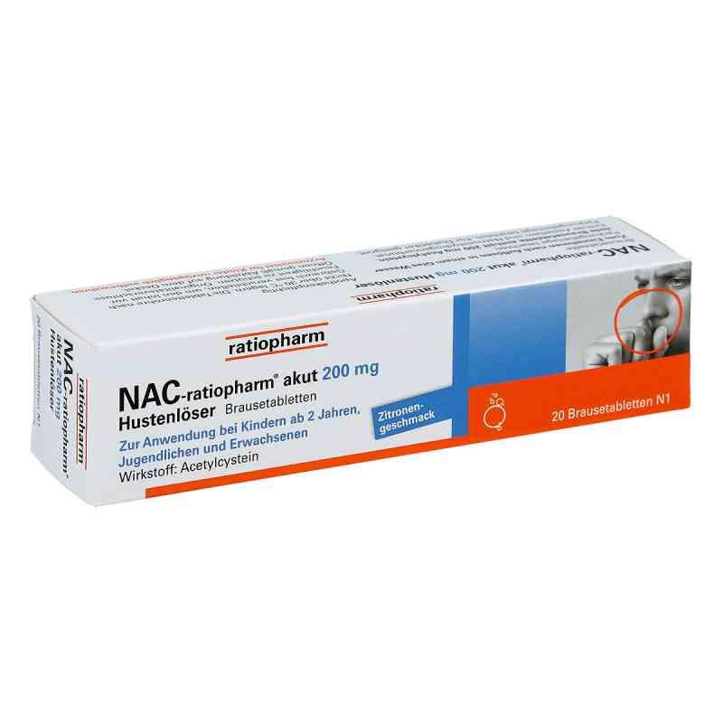 NAC-ratiopharm akut 200mg Hustenlöser bei apotheke.at bestellen