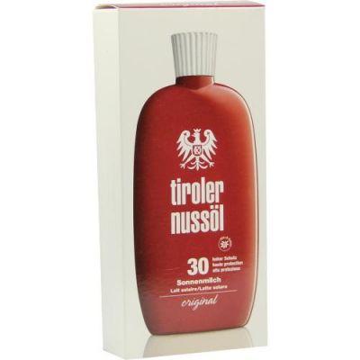 Tiroler Nussöl orig.Sonnenmilch wasserf.LSF 30  bei apotheke.at bestellen