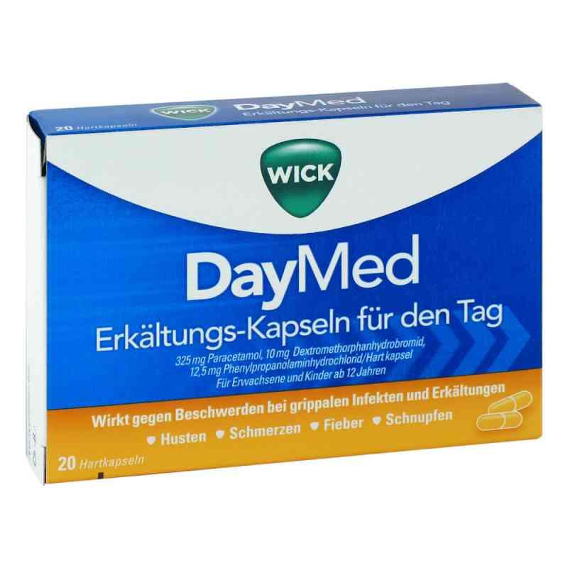 WICK DayMed Erkältungs-Kapseln für den Tag bei apotheke.at bestellen