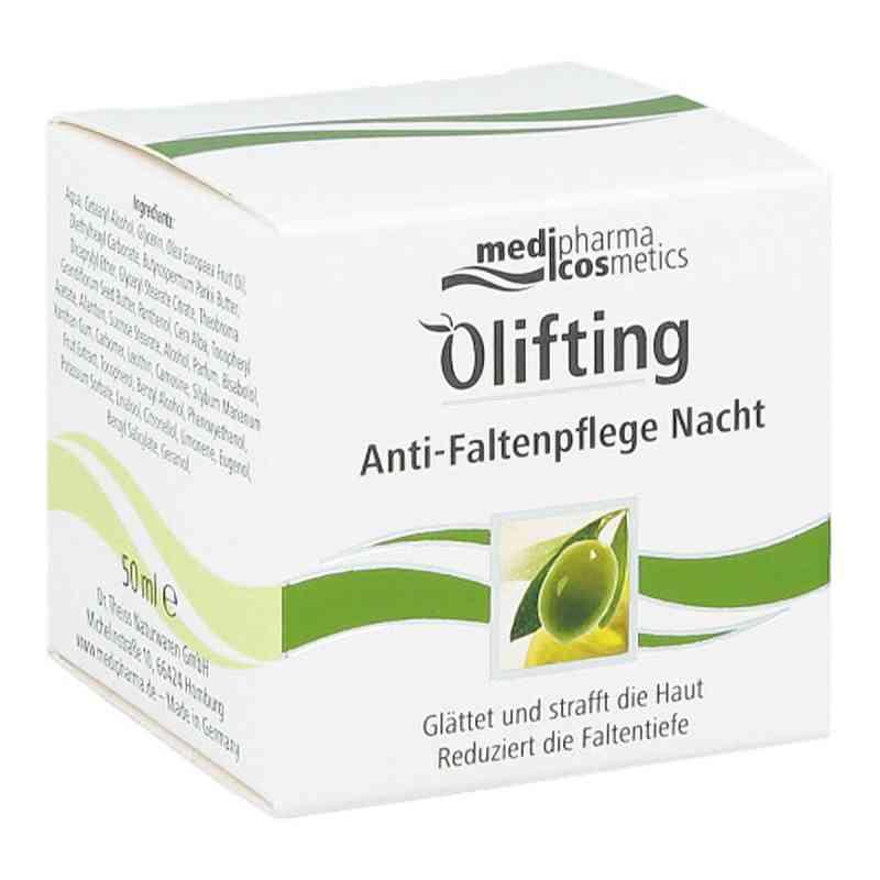 Olivenöl Olifting Anti Faltenpflege Creme Nacht  bei apotheke.at bestellen