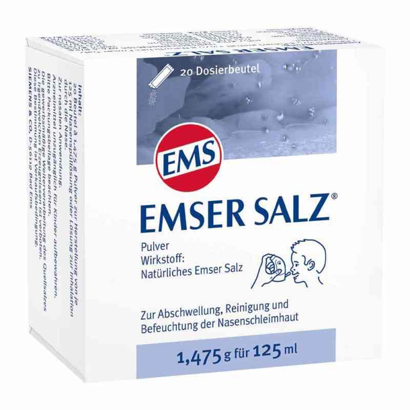 Emser Salz im Beutel 1,475g  bei apotheke.at bestellen