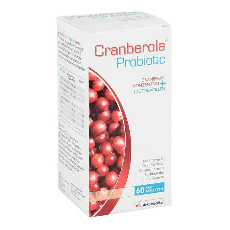 Cranberola Probiotic Kautabletten bei apotheke.at bestellen