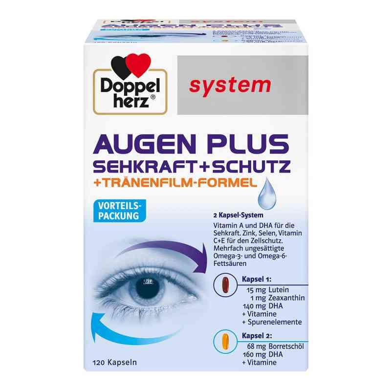 Doppelherz Augen plus Sehkraft+Schutz System Kaps. bei apotheke.at bestellen