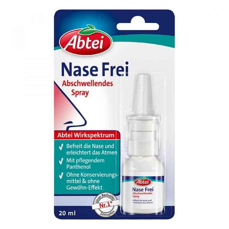 Abtei Nase Frei abschwellendes Spray bei apotheke.at bestellen