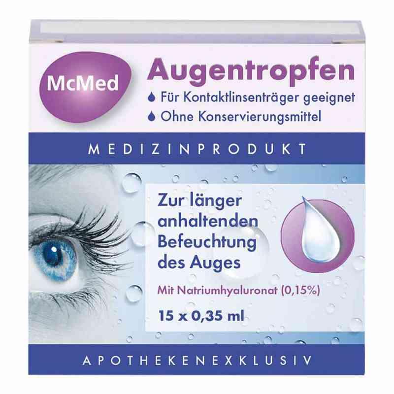 Mcmed Augentropfen Einzeldosispipetten bei apotheke.at bestellen