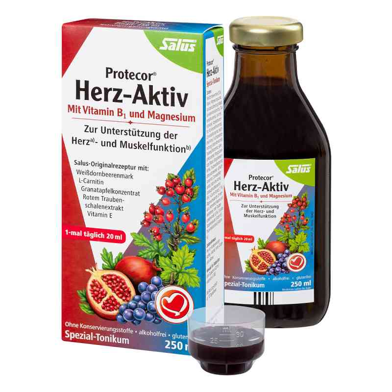 Protecor Herz Aktiv Spezial-tonikum  bei apotheke.at bestellen