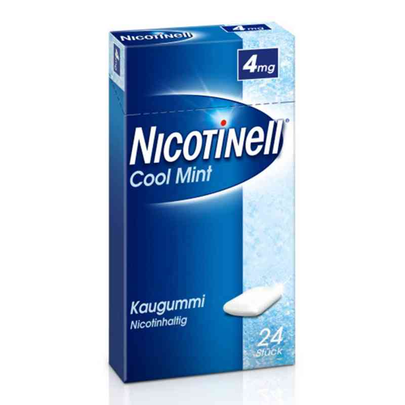 Nicotinell 4mg Cool Mint bei apotheke.at bestellen