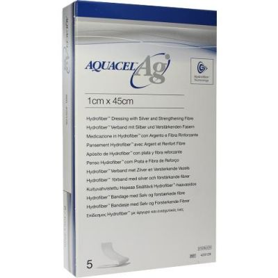 Aquacel Ag 1x45 cm Tamponade mit Verstärkungsfasern  bei apotheke.at bestellen